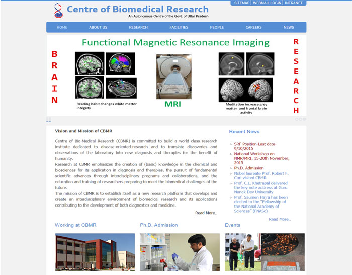 Centre of Bio-Medical Research