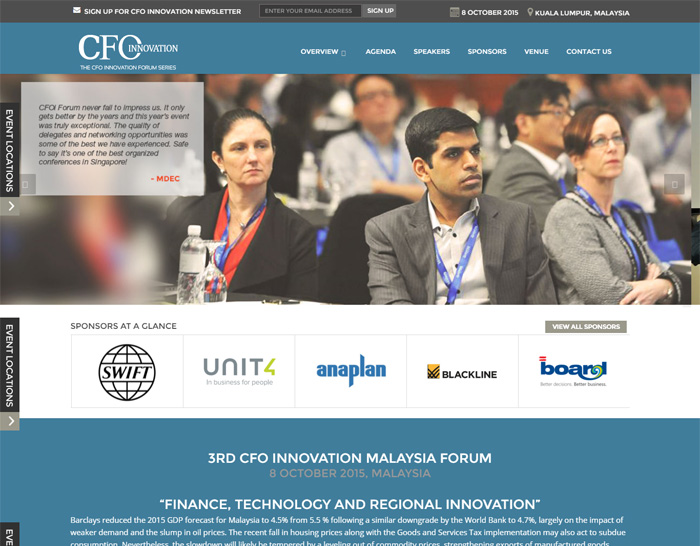 CFO Innovation Forum