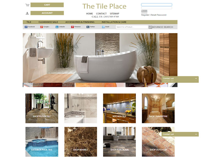 The Tile Place