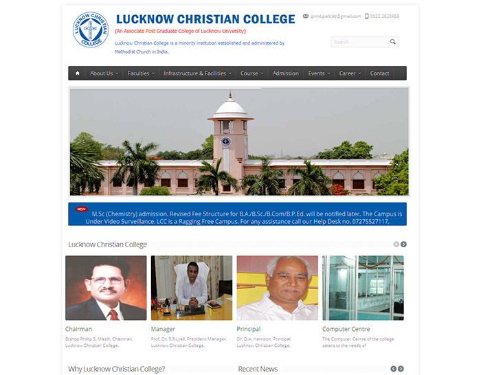 Lucknow Christian College