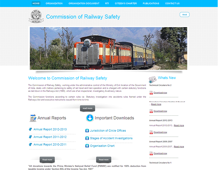 Commission of Railway Safety